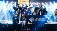 EVOS Divine akan mewakili Indonesia di kejuaraan dunia Free Fire. (Dok. EVOS)