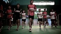 Atlet PB Djarum gemar menyantap sop buntut. (Dok PB Djarum)