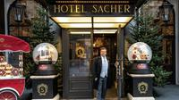 Hotel Sacher (Alex Halada/AFP).