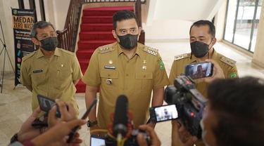 Dalam 100 Hari Kerja Raih WTP, Bobby Nasution Dinilai Mampu Artikulasikan Kelebihannya