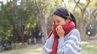 Mencegah alergi udara dingin./Copyright shutterstock.com