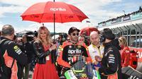Sanksi berat bisa menghampiri Andrea Iannone kalau terbukti bersalah menggunakan doping di MotoGP Malaysia (AFP)