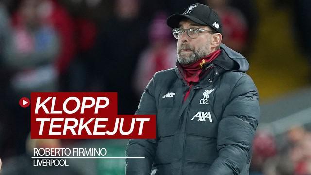 Berita video Manajer Jurgen Klopp dibuat terkejut dengan pernyataan Roberto Firmino setelah Liverpool menaklukkan Tottenham Hotspur di Premier League, Sabtu (11/1/2020).