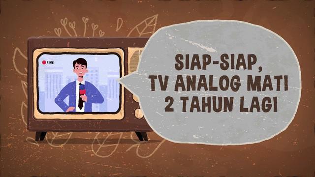 UU Cipta Kerja bakal ciptakan era baru pertelevisian Indonesia. Pemerintah dan DPR mengajak migrasi televisi analog ke televisi digital lewat ayat 2 pasal 60A.
