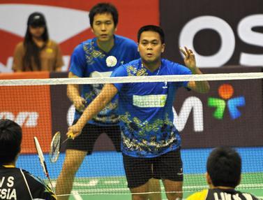 Foto Bulutangkis: Kenangan Prestasi Mentereng Markis Kido, Salah Satu Olimpians Indonesia