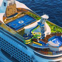 Ini wajah baru dari kapal pesiar Voyager of The Seas (Foto: Royal Carribean)