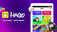 Catch Hago Monster, gim berbasis AR dari Hago. (Foto: Hago)