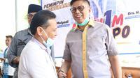 Calon Gubernur Sumatera Barat (Sumbar) nomor urut 1 Mulyadi. (Istimewa)