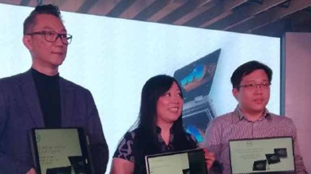 Peluncuran Dell Inspiron 7386 dan Inspiron 5482. Liputan6.com/Andina Librianty