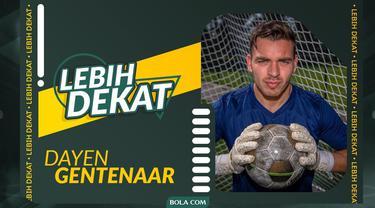 Berita video wawancara eksklusif untuk rubrik Lebih Dekat dengan Dayen Gentenaar, anak eks kiper Borussia Dortmund yang punya keinginan membela Timnas Indonesia.