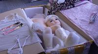 Paket berisi robot seks anak yang dianggap mampu hentikan praktik pedofilia - AP