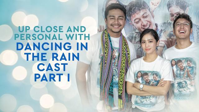 Sudah siap menonton film Dancing in The Rain? Yuk kita kenal lebih mendalam para pemainnya.
