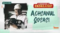 Wawancara Eksklusif -  Achsanul Qosasi (Bola.com/Adreanus Titus)