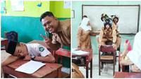 Prank Saat Keciduk 'Istri Kedua' Ala Siswa dan Guru Ini Bikin Ngakak (sumber:Instagram/ketololan_sosial_media)