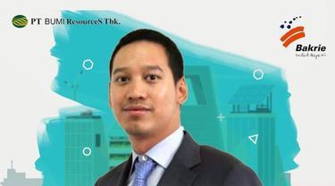 Presiden Direktur PT Bumi Resources Tbk Adika Nuraga Bakrie (Dok: IG Anindya Bakrie)