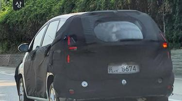 Penantang Toyota Avanza dari Hyundai Mulai Diuji Coba (Gaadiwaadi)