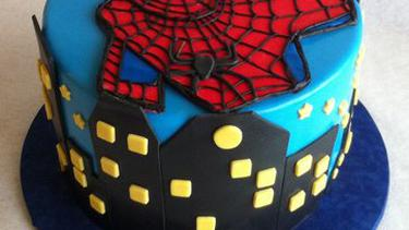 10 Inspirasi Kue Ulang Tahun Bentuk Spider Man Fimela Fimela Com
