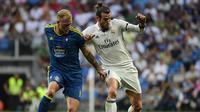 Real Madrid belum bisa seganas lawan Real Sociedad saat menjamu Celta Vigo di kandang sendiri (AFP)