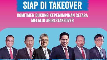 Top 3: Posisi Menteri BUMN Erick Thohir akan Digantikan Seorang Perempuan