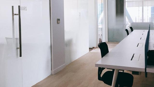 Co-working space sewa kantor murah