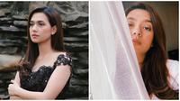 Pesona Mayang Yudittia, aktris lawan main Amanda Manopo di Ikatan Cinta. (Sumber: Instagram/@judits29)
