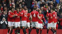 Manchester United v Tottenham Hotspur (Reuters)
