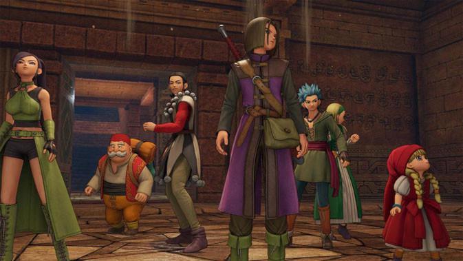 Dragon Quest XI. (Doc: GameStop)