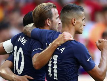 Gol Harry Kane Antar Tottenham Kalahkan Real Madrid di Audi Cup