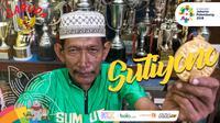 Garuda Kita, Sutiyono. (Bola.com/Dody Iryawan)