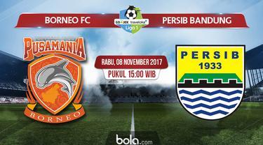 Pusamania Borneo Fc Vs Persib Bandung