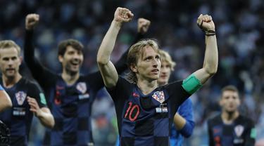 Luka Modric, Timnas Kroasia, Timnas Argentina, Piala Dunia 2018