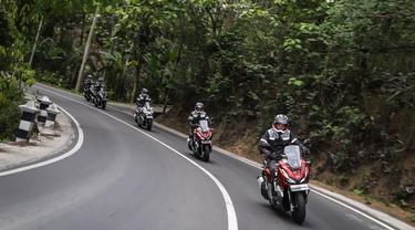 Merasakan Sensasi ADV150 Menuju Hajatan Honda Bikers Day (HBD) 2019 (AHM)