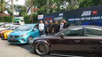 Indonesia Automodified (IAM) MBtech 2019 bakal hadir di 14 kota di Tanah Air (Arief/Liputan6.com)