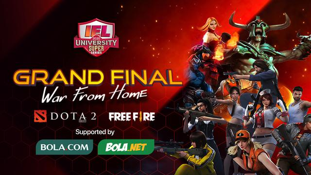 Grand Final IEL Universities Super Series 2020