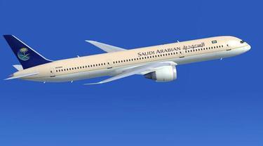 Saudi Arabian Airlines Pindah ke Terminal 3 Internasional 10 Juli