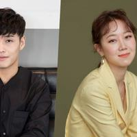 Kang Ha Neul dan Gong Hyo Jin (Soompi)