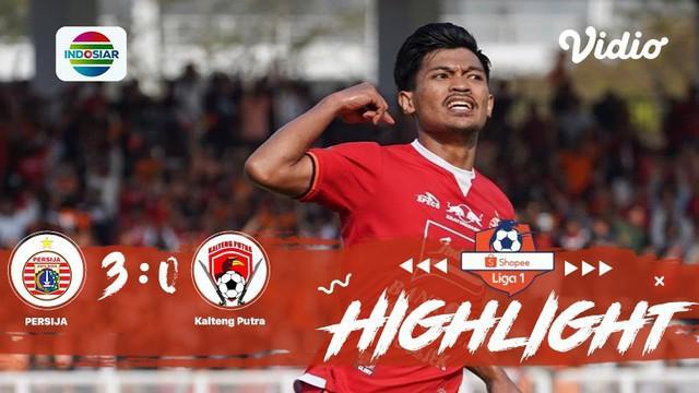 Laga lanjutan #Shopeeliga1, #PersijaJakarta VS #KaltengPutra pada hari selasa malam hari (20/08/2019) berakhir dengan kemenangan t...