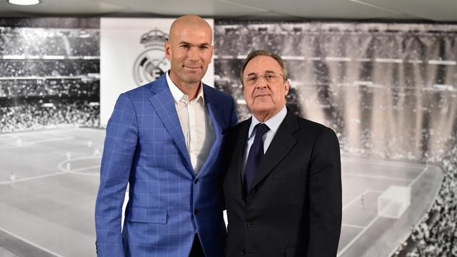 20160104-Copot Benitez, Real Madrid Tunjuk Zidane Sebagai Pelatih Baru