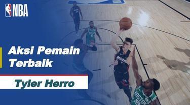 Berita Video Tyler Herro, Pemain Muda Kunci Kemenangan Miami Heat Kontra Boston Celtics