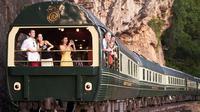 kereta api tersebut dilengkapi dengan fasilitas super mewah layaknya hotel berbintang