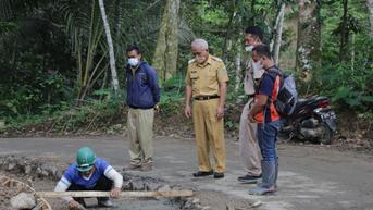 Plh Bupati Minta Masyarakat Awasi Proyek di Banjarnegara, Ada Apa?
