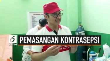 Kepala BKKBN, Hasto Wardoyo mengunjungi UPTD Puskesmas Beru, Sikka, NTT, Jumat (27/9/2019) pagi.