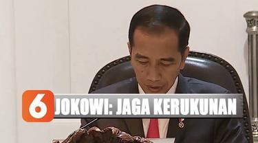 Jokowi juga meminta stok BBM dijaga, termasuk pula memperhatikan moda transportasi sehingga libur Natal dan Tahun Baru 2020 dapat berjalan dengan baik.