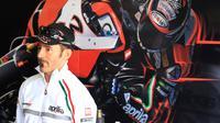 Max Biaggi meyakini Marc Marquez akan tetap menjadi juara dunia MotoGP meski memperkuat Ducati. (RADEK MICA / AFP)