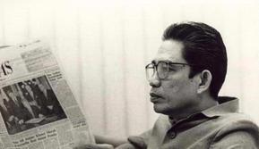 Mengidolakan mantan Jaksa Agung Baharudin Lopa  (Via: kaskus.co.id)