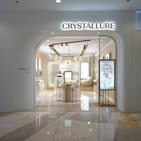 Crystallure Boutique, flagship store pertama dari Crystallure di Gandaria City. Sumber foto: Document/PR.
