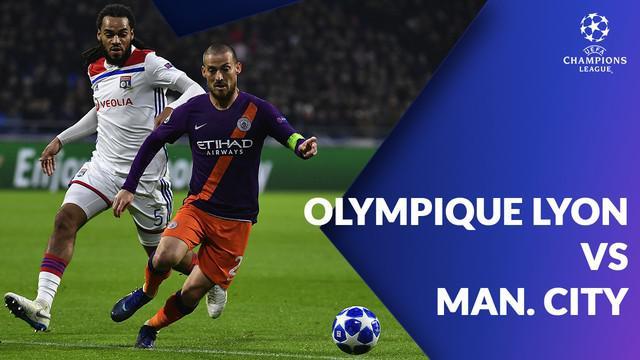 Berita video statistik Olympique Lyon vs Manchester City pada laga ke-5 Liga Champions 2018-2019, Rabu (28/11/2018).