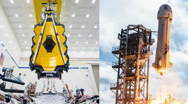 5 Misi Luar Angkasa Paling Menarik Tahun 2021, Ungkap Misteri Alam Semesta