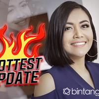 HL Hottest Update Denada (fotografer: Nurwahyunan/Bintang.com)