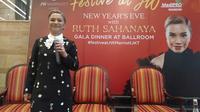 Ruth Sahayana bakal tampil di malam Tahun Baru di Hotel JW Marriot
